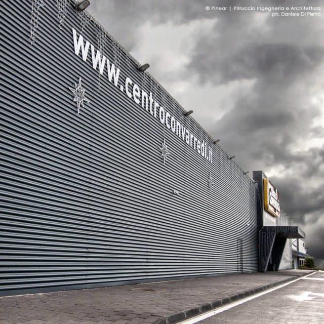 Progetto Direzione Lavori e Coordinamento della Sicurezza di Centro Convenienzahellip
